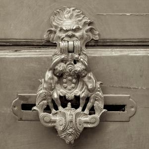La Porta Soprammobile IV by Alan Blaustein