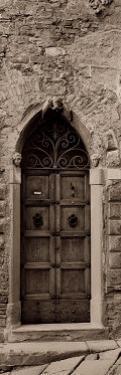 La Porta Via, Cortona by Alan Blaustein