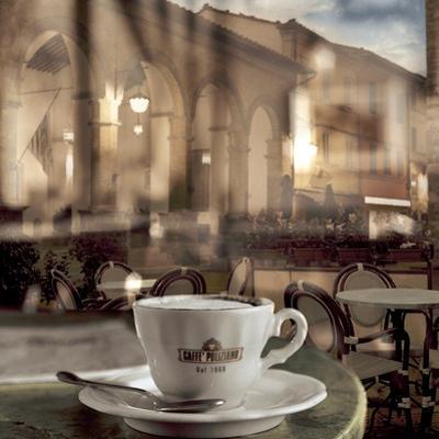 Montepulciano Caffe #1 by Alan Blaustein