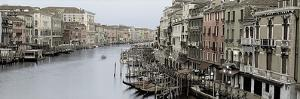 Morning on the Grand Canal by Alan Blaustein