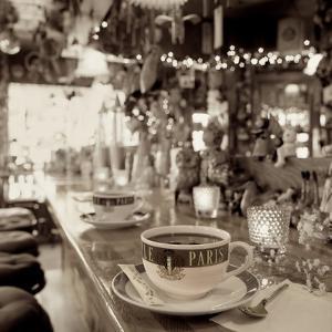 Nagano Cafe #1 by Alan Blaustein