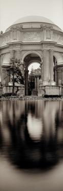 Palace Of Fine Arts Pano #2 by Alan Blaustein