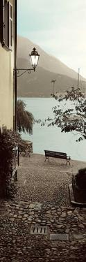 Panchina di Lago by Alan Blaustein