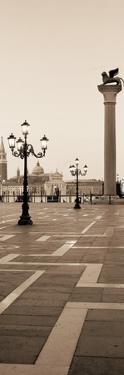Piazza San Marco No. 2 by Alan Blaustein