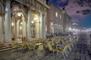 Piazza San Marco Sunrise #18 by Alan Blaustein