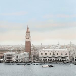 Piazza San Marco Vista by Alan Blaustein