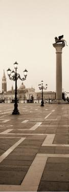 Piazza San Marcos II by Alan Blaustein