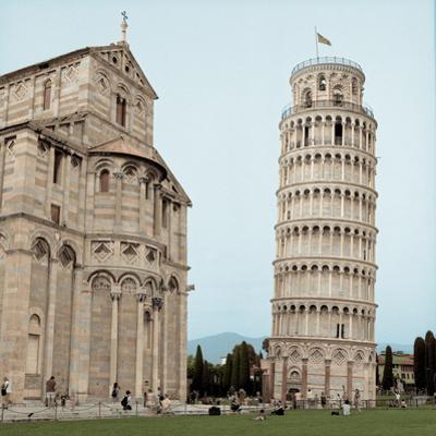 Pisa Tower #1 by Alan Blaustein