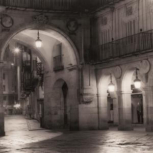 Plaza de la Mayor by Alan Blaustein