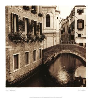 Ponti di Venezia II by Alan Blaustein