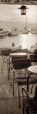 Portofino Caffe #1 by Alan Blaustein