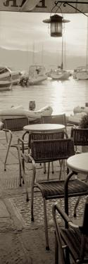 Portofino Caffe I by Alan Blaustein