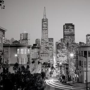 San Francisco Skyline #1 by Alan Blaustein