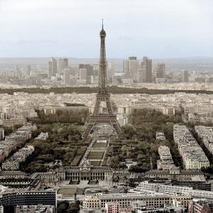 Tour Eiffel #14 by Alan Blaustein