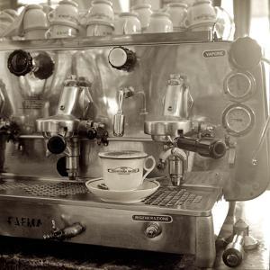 Tuscany Caffe I by Alan Blaustein