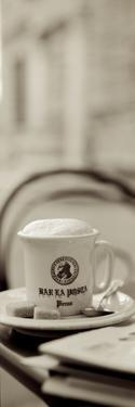 Tuscany Caffe V by Alan Blaustein