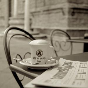 Tuscany Caffe VI by Alan Blaustein