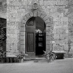 Tuscany I by Alan Blaustein