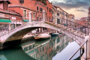 Venetian Canale #17 by Alan Blaustein