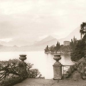 Villa Monastero, Lago di Como by Alan Blaustein
