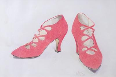 Pink Shoes, 1997