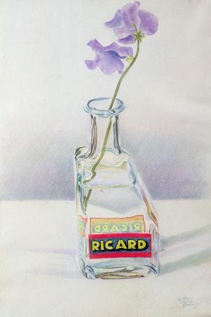 Ricard Bottle, 1981