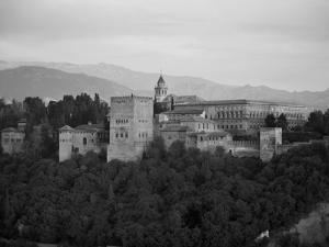 Alhambra Palace, Granada, Granada Province, Andalucia, Spain by Alan Copson