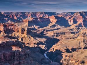 Arizona, Grand Canyon, from Pima Point, USA by Alan Copson