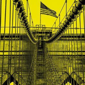 Bold City - Brooklyn by Alan Copson