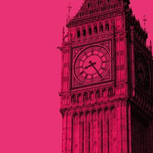 Bold City - Clock by Alan Copson