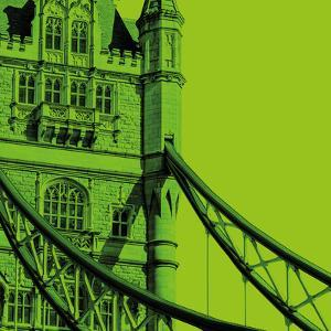 Bold City - Tower by Alan Copson