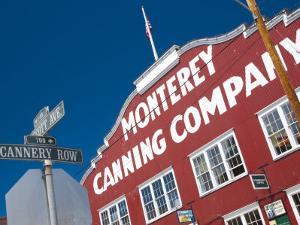 California, Monterey, Cannery Row, USA by Alan Copson