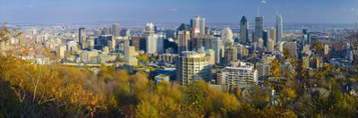 Canada, Quebec, Montreal, Downtown Montreal by Alan Copson