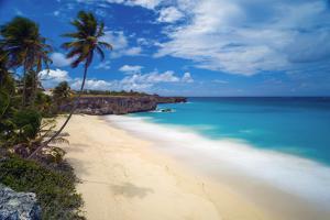 Caribbean, Barbados, Bottom Bay, Bottom Bay Beach by Alan Copson