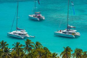 Caribbean, British Virgin Islands, Jost Van Dyke, White Bay by Alan Copson