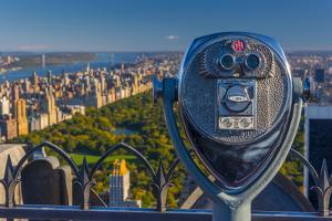 Central Park, Midtown, Manhattan, New York, United States of America, North America by Alan Copson
