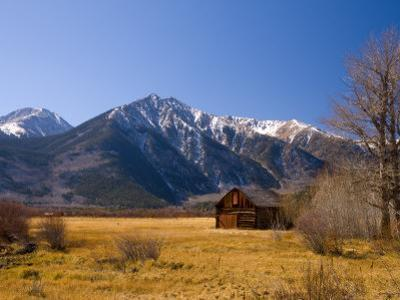 Colorado, Twin Lakes, USA by Alan Copson