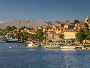 Croatia, Dalmatia, Dubrovnik Riviera, Cavtat by Alan Copson