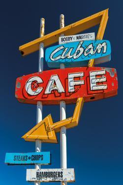 Cuban Cafe by Alan Copson