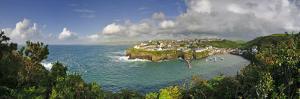 England, Cornwall, Port Isaac, UK by Alan Copson