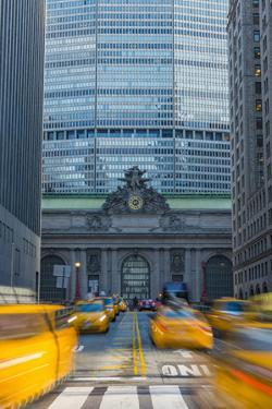 Grand Central Station, Midtown, Manhattan, New York, United States of America, North America by Alan Copson