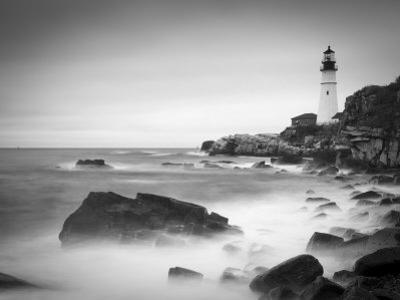 Maine, Portland, Portland Head Lighthouse, USA