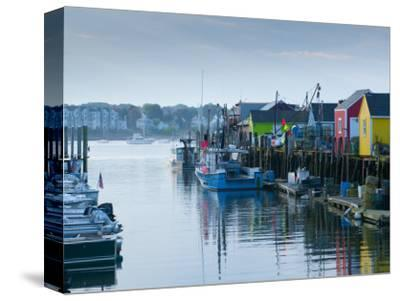 Maine, Portland, Widgery Wharf, USA by Alan Copson