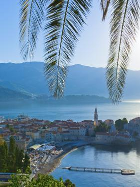 Montenegro, Budva, Old Town, Stari Grad by Alan Copson