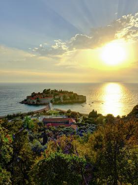 Montenegro, Sveti Stefan, Now Aman Sveti Stefan Hotel by Alan Copson
