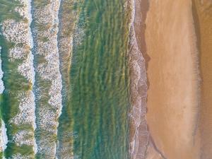 Ocean Ripples by Alan Copson
