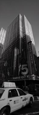 Radio City Music Hall, New York by Alan Copson