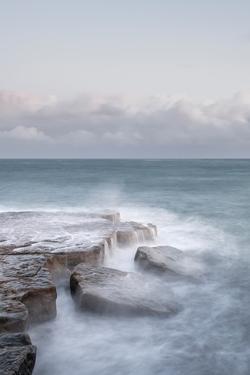 Raging Rugged Rocks by Alan Copson