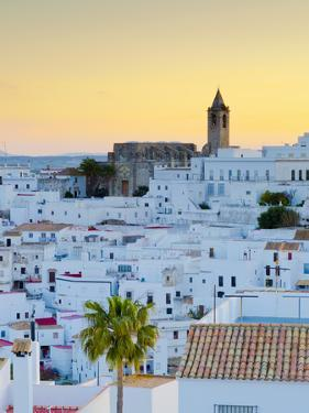 Spain, Andalucia, Cadiz Province, Vejer De la Frontera by Alan Copson