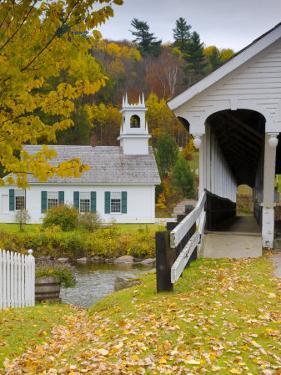 Stark, New Hampshire, USA by Alan Copson